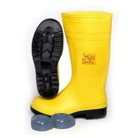 sepatu boot wayna inyati warna kuning