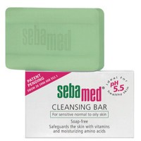 sabun batang sebamed hijau - sebamed green - sebamed cleansing bar