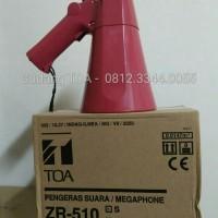 harga Megaphone Toa Zr-510s - Ada Sirine By Dealer Toa Jakarta Tokopedia.com
