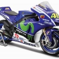 Jual Maisto 1/10 Yamaha YZR-M1 2015 - Valentino Rossi #46 Murah