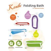 Jual Karibu Folding Bath Heat Sensor-Bak Mandi Lipat Dengan Sensor PAnas Murah