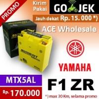 harga Aki Kering/ Yamaha/ F1ZR/ MTX5AL/ MOTOBATT u: Yuasa/ GS LL Tokopedia.com
