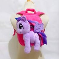 harga Tas boneka kuda pony / tas ransel boneka import / tas anak Tokopedia.com