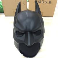 Jual Topeng Batman Mask Latex Cosplay vs Superman Murah