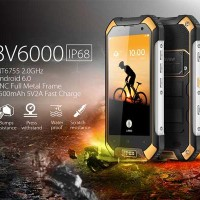 Hp Smartphone Blackview Bv6000 Rugged Phone With Ip68, Android 6.0, 4G