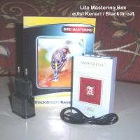 harga [lite] Mastering Box Burung Kenari / Blackthroat Tokopedia.com