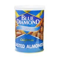 harga Blue Diamond Salted Roasted Kacang Almond 130 Gr Tokopedia.com