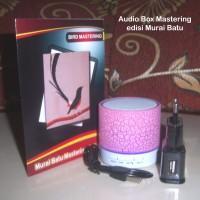 [HOT] Audio Box Mastering burung Murai Batu
