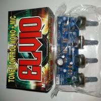 Tone control mono + Mic Elvio