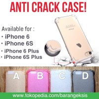 Anti Crack Case / Anti Shock Case Iphone 6 , 6S , 6 PLUS - ACIP6-6P