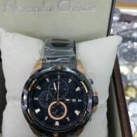 jam tangan pria/cowok alexandre christie original terbaru