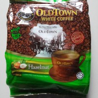 KOPI OLD TOWN WHITE COFFEE 3 In 1 Hazelnut
