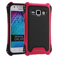 Rugged Armor Caseology Samsung J1 New/6/2016 (Hard Case Berkualitas