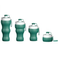 Sillicon Folding Bottle / Botol Minum Lipat Diskon