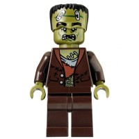 LEGO Minifigures Monster Fighters - The Crazy Scientist's Monster