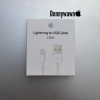 Original Kabel Data Lightning Iphone 5 s / New Ipad / Ipod Touch