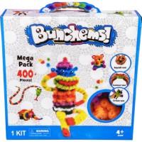 Kado Mainan Edukasi Kreatif dengan BUNCHEMS 400 PCS Mega Pack Murah