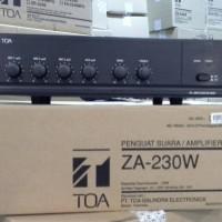 Amplifier Toa 30 watt ZA-230W