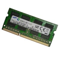 Samsung Memory/ Ram Sodimm DDR3 PC3L-12800S 8GB For Laptop/ Netbook