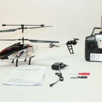 Rc Helicopter 3,5 Channel Medium Size HBR-3