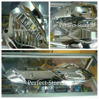 harga Full Set Cvt , Cover Radiator , Cover Knalpot Vario 150 / 125 Led Crum Tokopedia.com