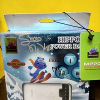 Power bank Hippo Snow White 5800 mAh