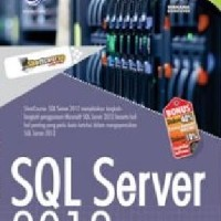 ShortCourse Series SQL Server 2012 - Wahana Komputer