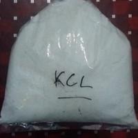 KCL / Kalium Chloride / Potassium Chloride / Potassium Klorida. 1 kg