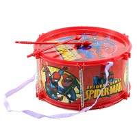 OTOYS Mainan Musik PA-2481D Drum Set Spider Man