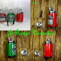 harga Water Pipe / Bong Air Filter Rokok / Mini Hookah Model Kaleng Tokopedia.com