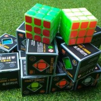 Jual Rubik Glow In The Dark 3 x 3 Young Jun Asli Murah
