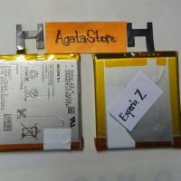 Baterai Batre Sony Xperia Z ( L36H / C6602 ) Original 100% Battery