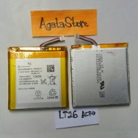 Baterai Batre Sony Xperia LT26 Acro S Original 100% Battery