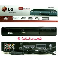 Dvd Player LG DV-163 MP3 USB Dvd Lg Mini