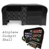 Saitek Pro Flight Simulator (Cangkang) Airplane Cockpit Shell