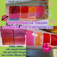 monomola lip tattoo gel tato bibir tahan lama 24 jam korean version