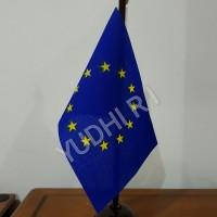 Bendera Uni Eropa/Bendera Meja