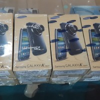 Jual Promo Cuci Gudang Samsung Galaxy K Zoom C-111black And White BNIB