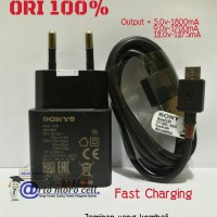 harga Charger Sony Xperia Z2 Z3 Z4 Z5 ORIGINAL 100% Fast Charging UCH10 Tokopedia.com