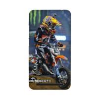 Custom Casing Hp Motorcross KTM Asus Zenfone 6 Case Handphone