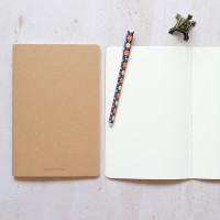 Our Story Begins Plain Notes / Buku Catatan / Buku Tulis Berkualitas