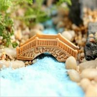 harga Miniature jembatan dekoasi Terrarium miniatur taman dekorasi aquascape Tokopedia.com