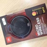 Mini Speaker Bluetooth Portable JBL Micro Wireless ( Black )