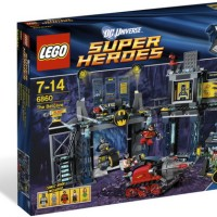 Lego Super Heroes 6860 The Batcave