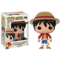 Funko POP! Animation - One Piece - Monkey D Luffy
