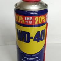 WD-40 333 ML / 272 Gr Penetrating Oil (Pelumas Anti Karat)
