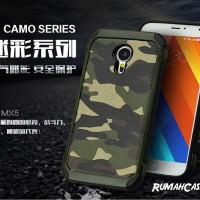 Armor Hybrid ARMY Kuat Bumper Hard Soft Cover Casing Meizu MX5 / MX 5