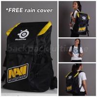 Tas Gaming Bag Dota 2 CSGO Backpack Ultimate Navi