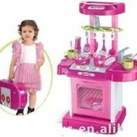 Jual Kitchen Set Mainan Anak Perempuan Mainan Edukasi Murah
