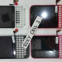 BB Blackberry Q5 Lcd + Ts + Bez Layar Lcd Q5 Original new